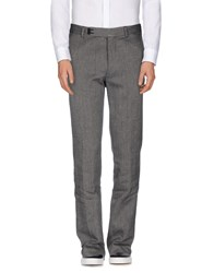 U Ni Ty Trousers Casual Trousers Men Grey
