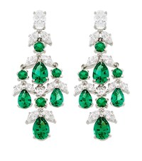 Carat Aster Drop Earrings Female