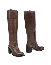 Nero Giardini Footwear Boots Women Brown