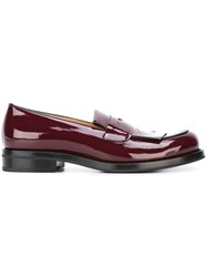 Church's 'Phoenix' Loafers Red