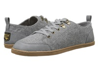 Rocket Dog Heather Grey Heather Women's Lace Up Casual Shoes Gray