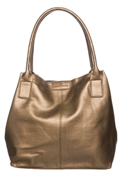 Tom Tailor Miripu Tote Bag Bronze Brown