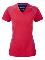 Tog 24 Zola Womens Tcz Tech T Shirt Pink