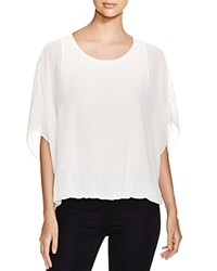 Vince Camuto Batwing Blouse Bloomingdale's Exclusive White