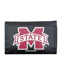 Rico Industries Mississippi State Bulldogs Nylon Wallet Team Color