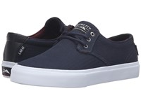 Lakai M.J. Midnight Textile Men's Skate Shoes Black