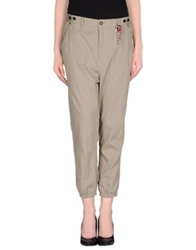 Tommy Hilfiger Denim Casual Pants Military Green
