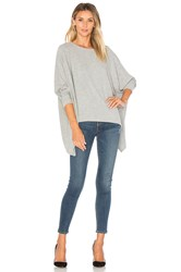 Project Social T Sunday Slouchy Dolman Gray