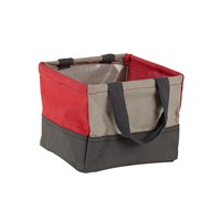 Umbra Crunch Mini Tote Red Grey