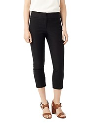 Phase Eight Betty Cropped Pants Black
