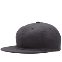 Standard Adjustable Cap Grey Wool