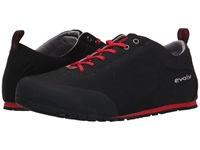 Evolv Cruzer Psyche Black Climbing Shoes