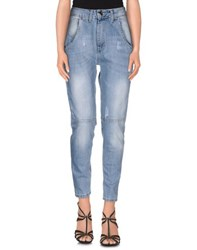 Annarita N. Denim Denim Trousers Women