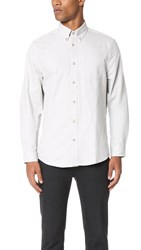 Ben Sherman Nep Shirt Off White