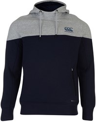 Canterbury Of New Zealand Men's Vaposhield Over The Head Hoody Navy