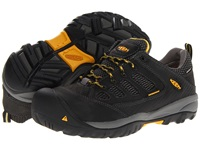 Keen Utility Tucson Low Steel Toe Black Gargoyle Men's Work Lace Up Boots