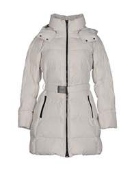 Add Down Jackets Ivory
