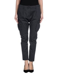 Novemb3r Denim Pants Steel Grey