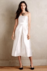 Cameo King Street Strapless Jumpsuit Ivory
