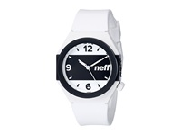 Neff Stripe Watch White Black Watches