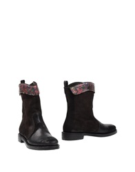 Fabi Ankle Boots Steel Grey