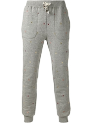 Band Of Outsiders Tapered Track Pants Grey