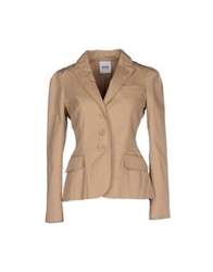 Moschino Cheap And Chic Moschino Cheapandchic Blazers Sand