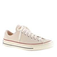 J.Crew Men's Converse Chuck Taylor All Star '70 Low Top Sneakers Parchment