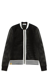 Monreal London Relaxed Mesh Jacket