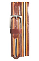 Men's Jack Mason Brand 'Tailgate Oregon State Beavers' Belt