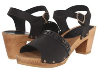 Sanita Fryd Square Flex Sandal Black Women's Sandals