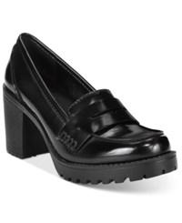 Mojo Moxy Dolce By Jukebox Oxfords Women's Shoes Black