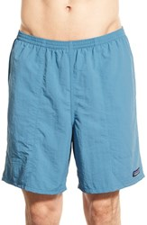 Men's Patagonia 'Baggies Longs' Swim Trunks Catalyst Blue
