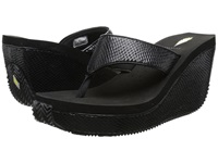 Volatile Amberlynn Black Women's Wedge Shoes
