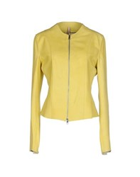 Imperial Star Imperial Coats And Jackets Jackets Women Light Green