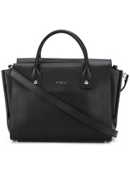 Furla Medium 'Linda Carryall' Tote Black