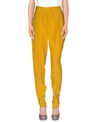 Marco Bologna Trousers Casual Trousers Women Ocher