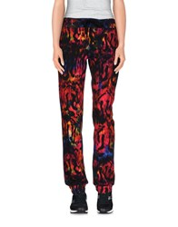 Richmond Denim Trousers Casual Trousers Women Garnet