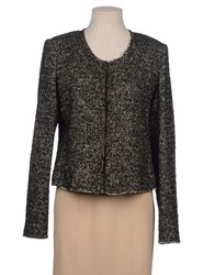 Set Suits And Jackets Blazers Women Black
