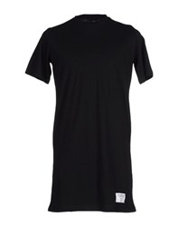 Ejxiii Topwear T Shirts Men Black