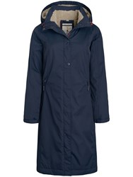 Seasalt Rain Collection Janelle Waterproof Coat Squid Ink