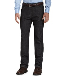 Ermenegildo Zegna Five Pocket Jeans Black