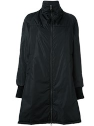Societe Anonyme 'Vulcano' Long Jacket Black