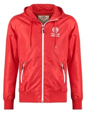 Franklin And Marshall Summer Jacket Comets Red