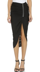 Bailey44 Harlequin Skirt Black
