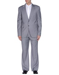 Richmond X Suits And Jackets Suits Men Grey