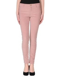 Mih Jeans Casual Pants Pastel Pink