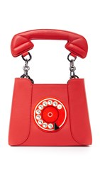Yazbukey Telephone Bag Red