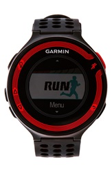 Garmin 'Forerunner 220' Fitness Watch 45Mm Black Red