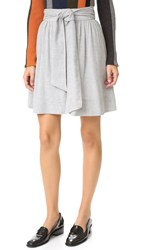 Club Monaco Jouiette Skirt Grey